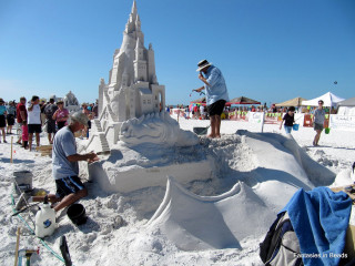 Sand Castles on Siesta Key1 Nov 21 2010