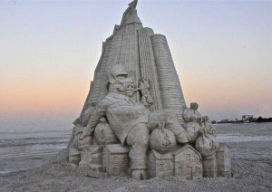 Siesta-Key-Sand-Sculpting-Competition